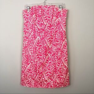Lilly Pulitzer | Franco Strapless Dress